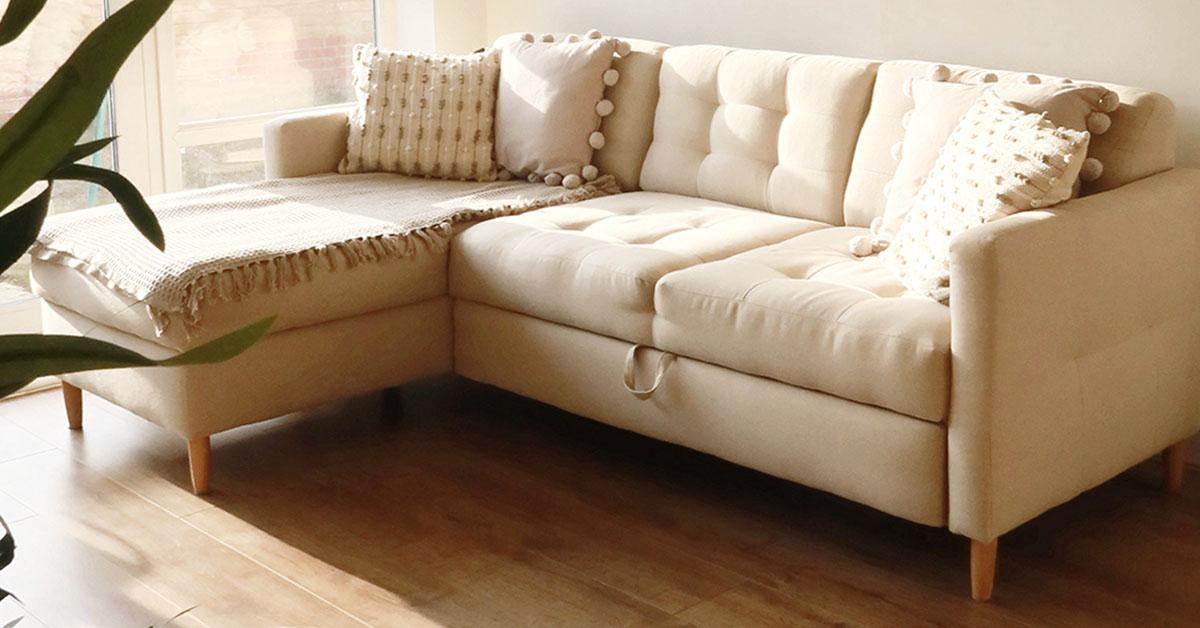 Un canapé confortable avec fonction de couchage - Comment le choisir ?
