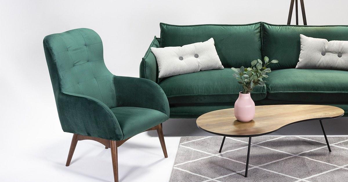 Comment associer un fauteuil pour un canapé ?